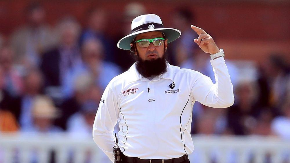 Aleem Dar, Ahsan Raza to umpire in South Africa Tests