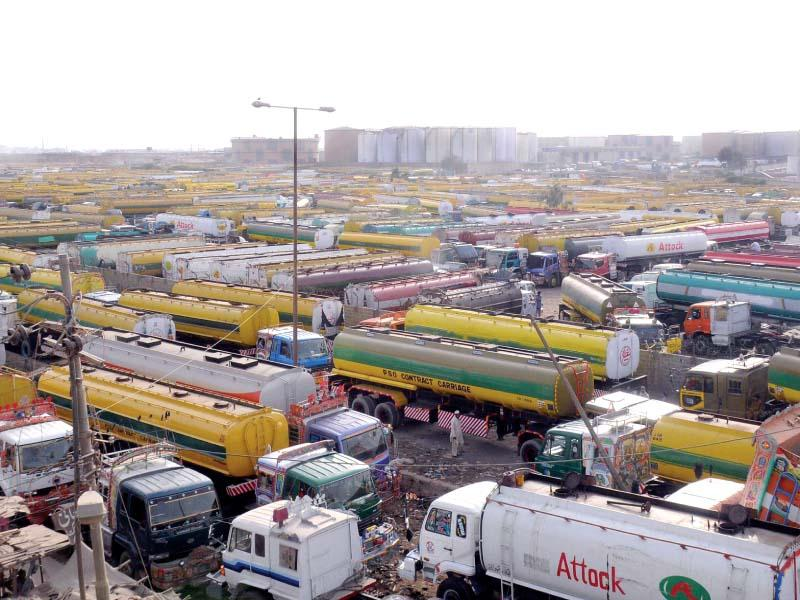 Crackdown intensified against smuggled petroleum products