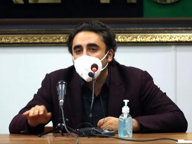 PPP won't go for undemocratic means to oust PM Imran: Bilawal