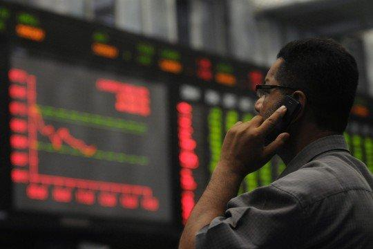 Market watch: KSE-100 ends futures rollover week in red