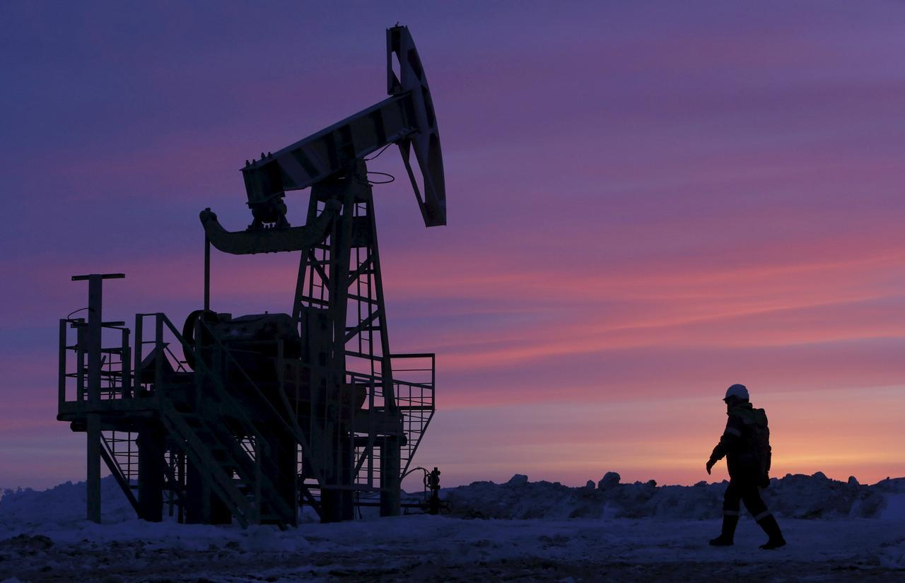 Oil drops on dollar strength, OPEC+ supply expectations