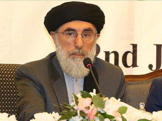 Taliban must seize opportunity for peace in Afghanistan: Hekmatyar