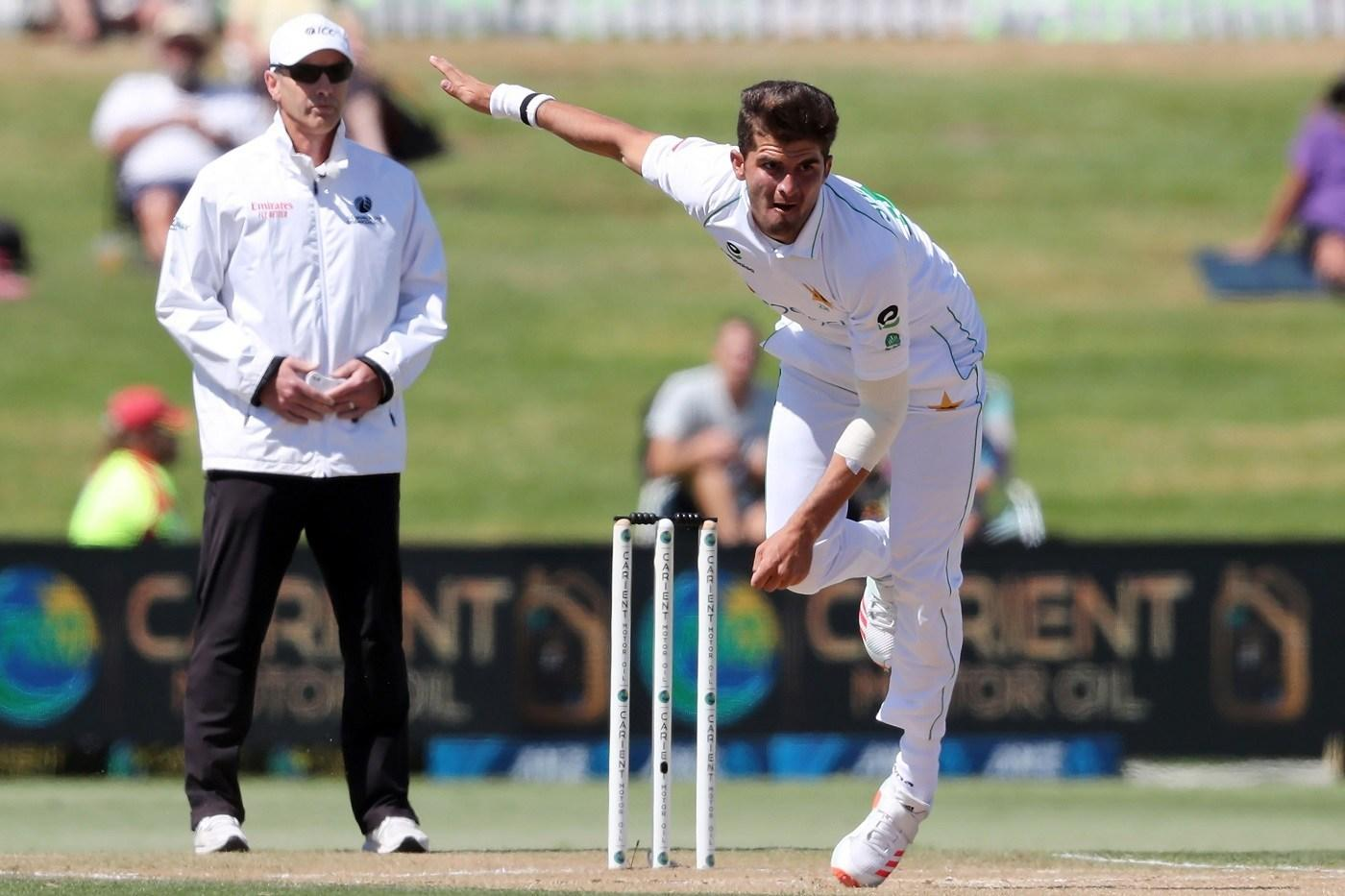 Team management wanted to rest Shaheen Afridi but he refused