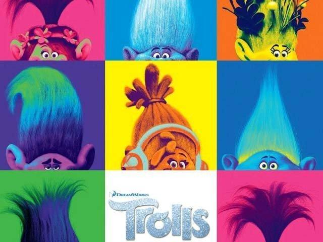 Will Trolls live up to the Shrek franchise?