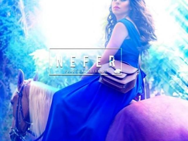 NEFER: Fabulous handbags, fabulously Pakistani!