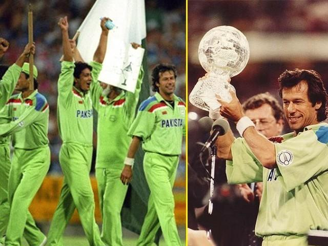12 similarities between Pakistan's 1992 and 2015 World Cup squad that will blow your mind!