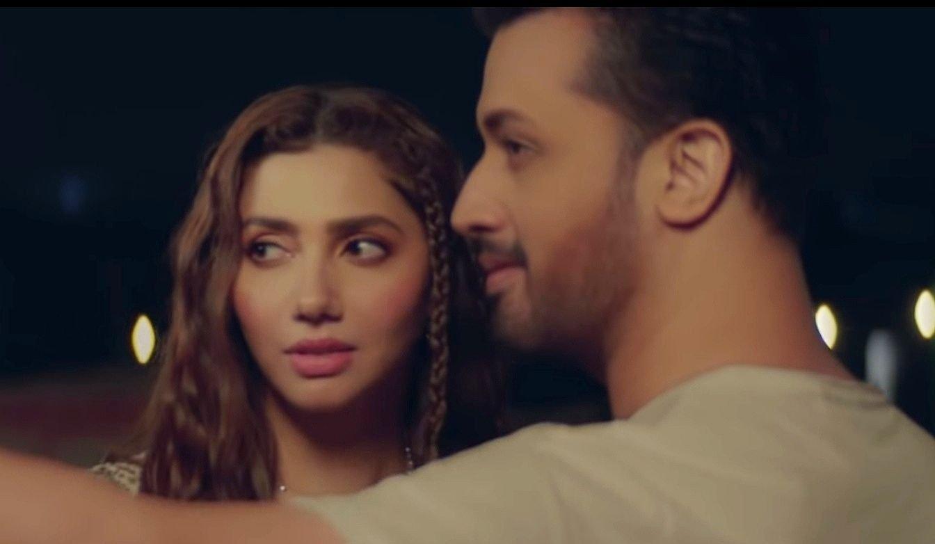 Atif Aslam, Mahira Khan play star-crossed lovers in music video of 80s-inspired 'Ajnabi'