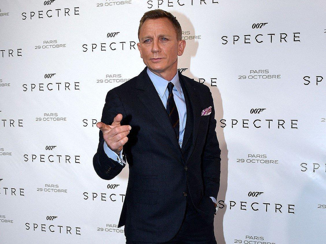 James Bond changed my life: Daniel Craig bids farewell to 007