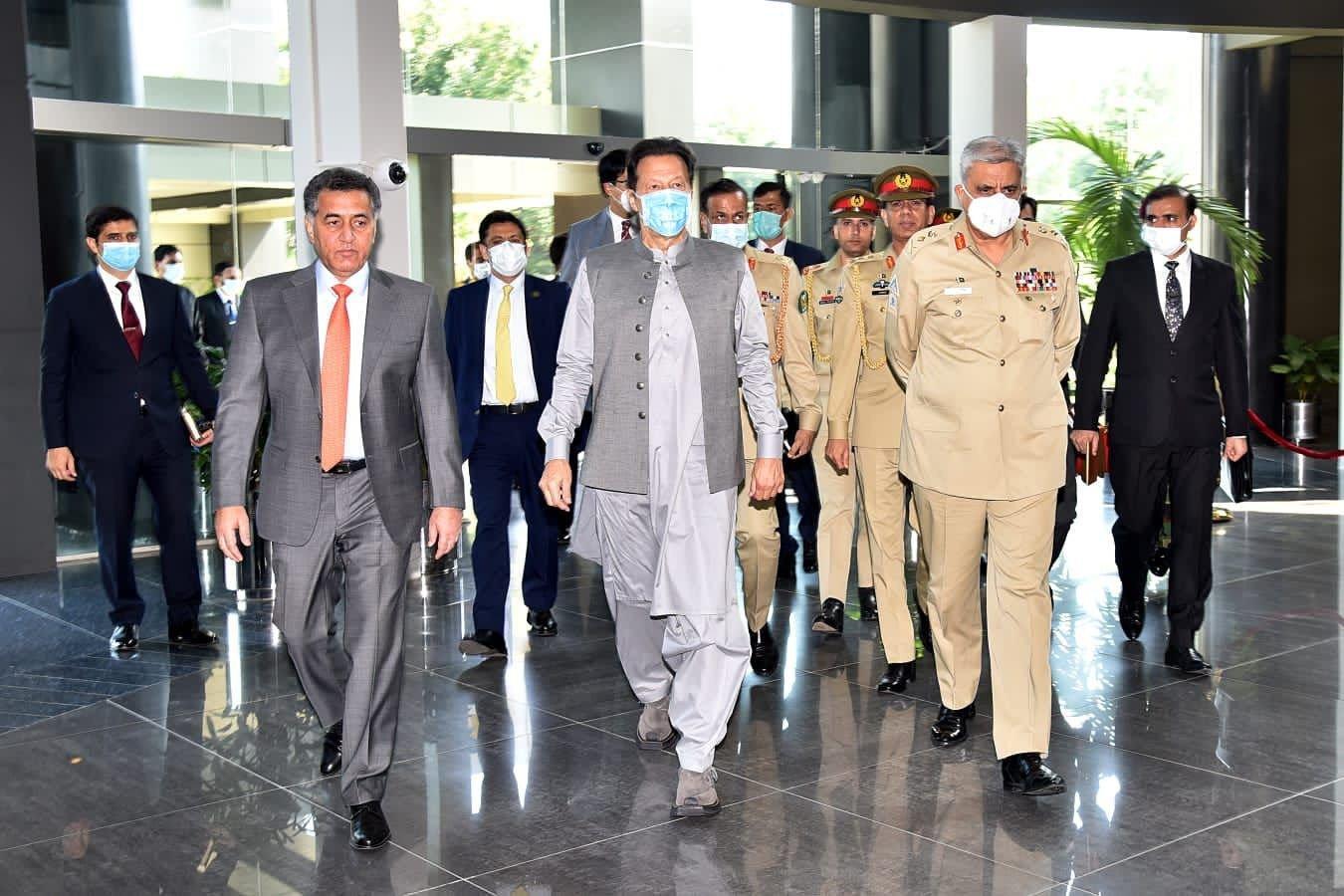 ISI briefs civil-military leaders on Afghanistan