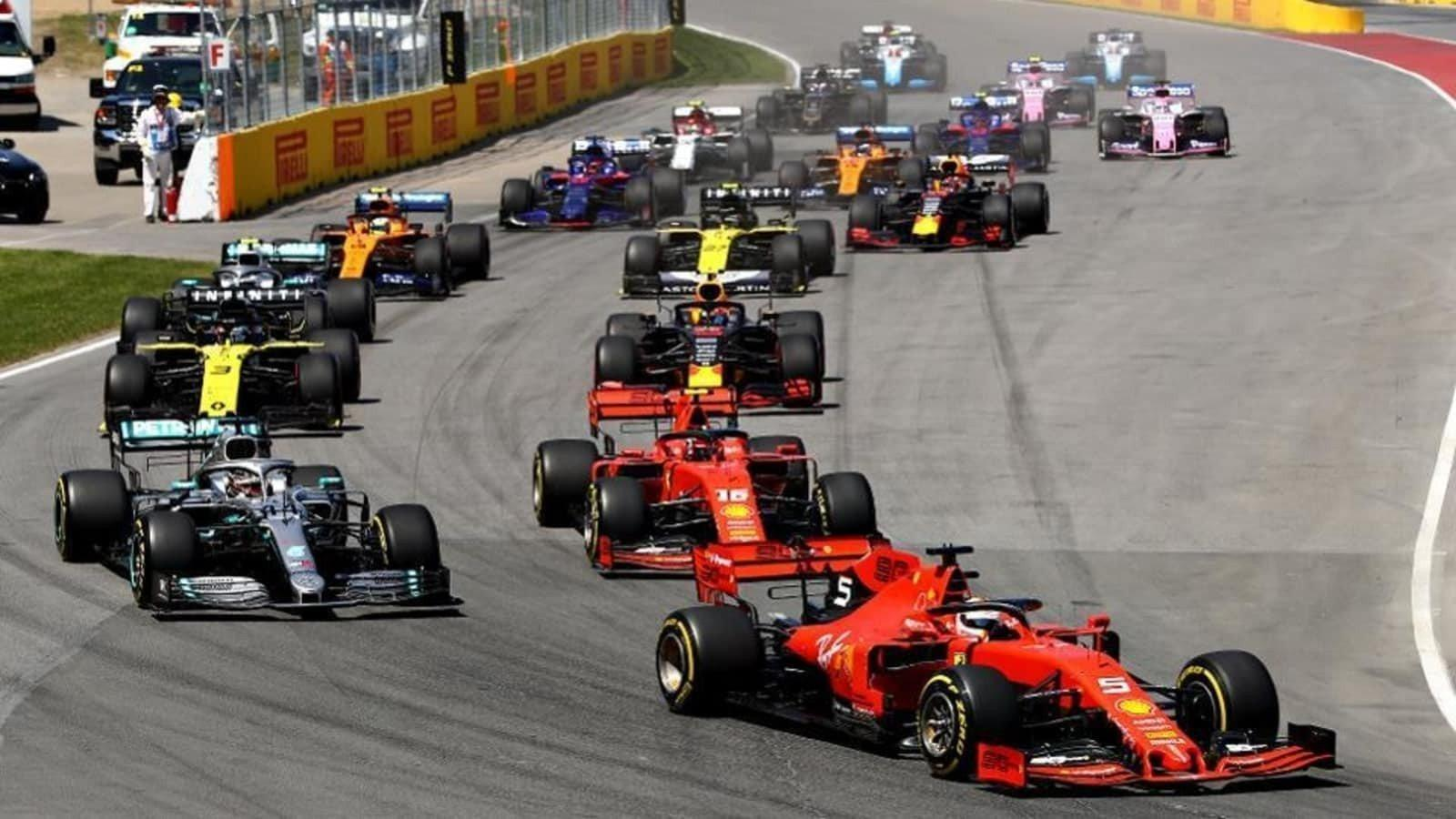 Qatar expecting full house for debut F1 grand prix