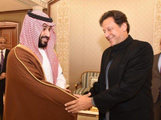 PM Imran thanks Saudi crown prince for $3b deposit