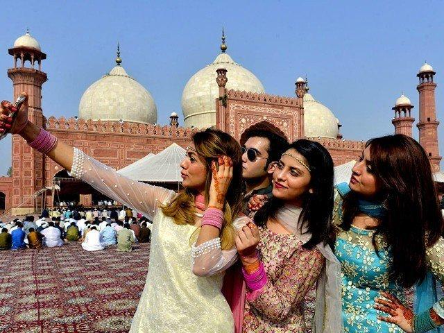 Has Eid 'modernised' with time?