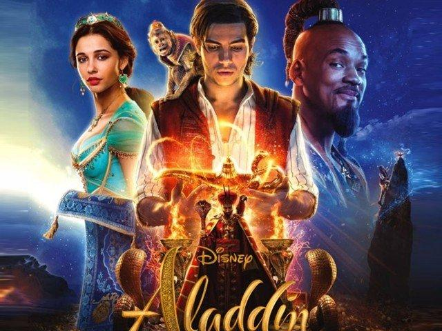 Aladdin: all spectacle and no heart