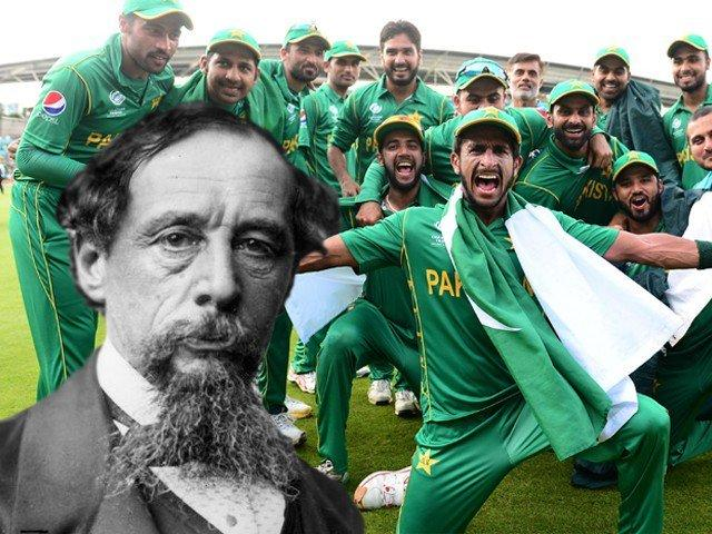 A Tale of Two Teams: Pakistan's World Cup campaign through Charles Dickens