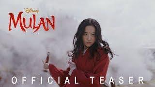 Mulan: More serious, less playful than the original