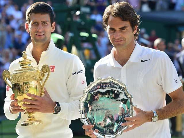 The game of courts: The Wimbledon final of the tennis kings
