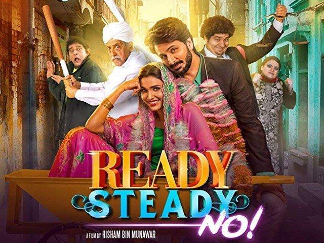 Ready Steady No: A clichéd plot with a fresh script