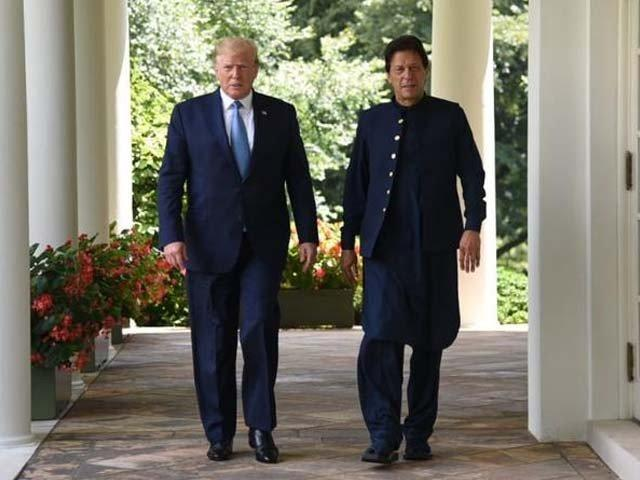 Imran-Trump meeting: A step in the right direction on the million-mile journey