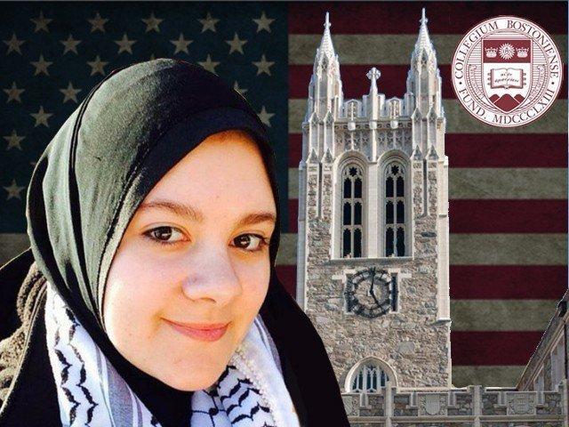 """Practicing Islam at a Catholic university: """"I'm 1 of 5 hijabi students on campus"""""""