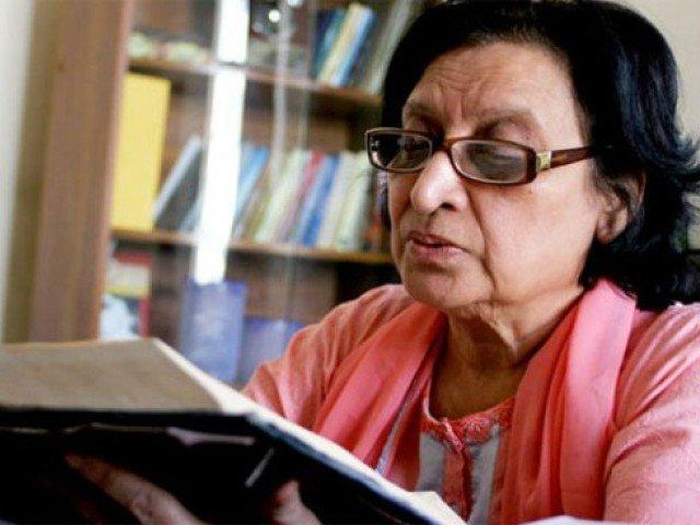 Fahmida Riaz's departing present opens up 'A World of Possibilities'