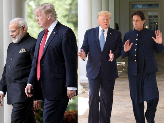 Modi has no one to blame but himself for Imran-Trump's successful meet