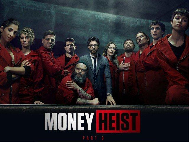 Money Heist 3 retains the thrills and raises the stakes