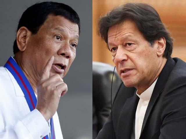 Imran Khan and Rodrigo Duterte, two leaders who care about their countrymen abroad