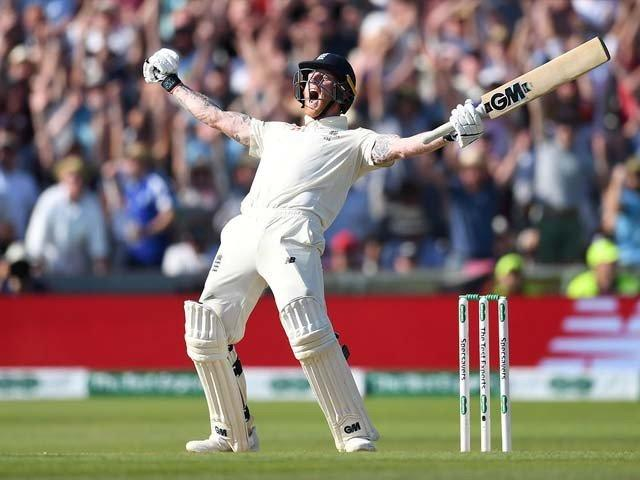 How Ben Stokes became an Ashes legend