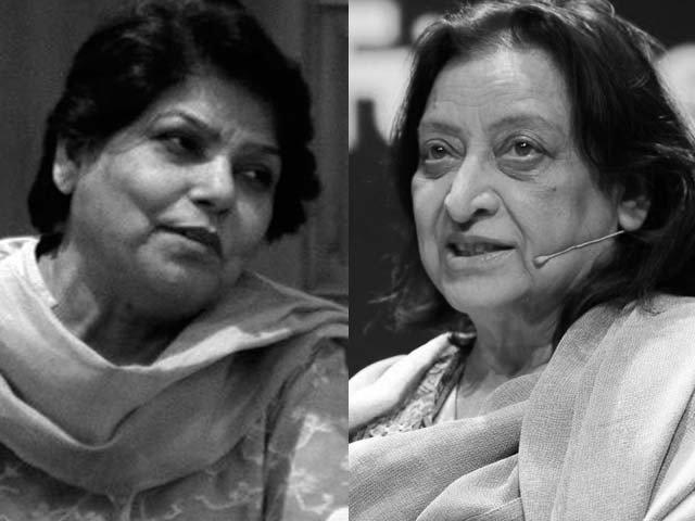 How Kishwar Naheed and Fahmida Riaz paid tribute to feminist icon Bibi Zainab