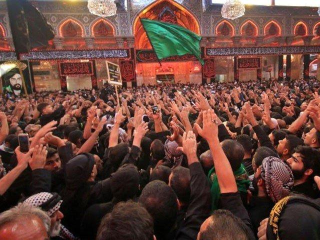 The indivisible relationship of Urdu and Karbala