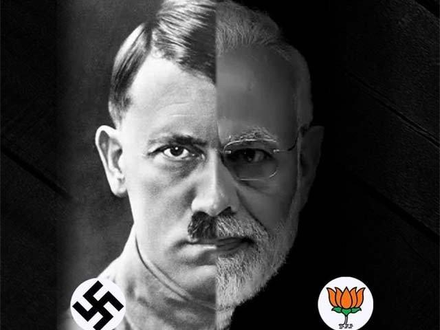 As a German, I am offended by Imran Khan's comparison of Modi to Hitler