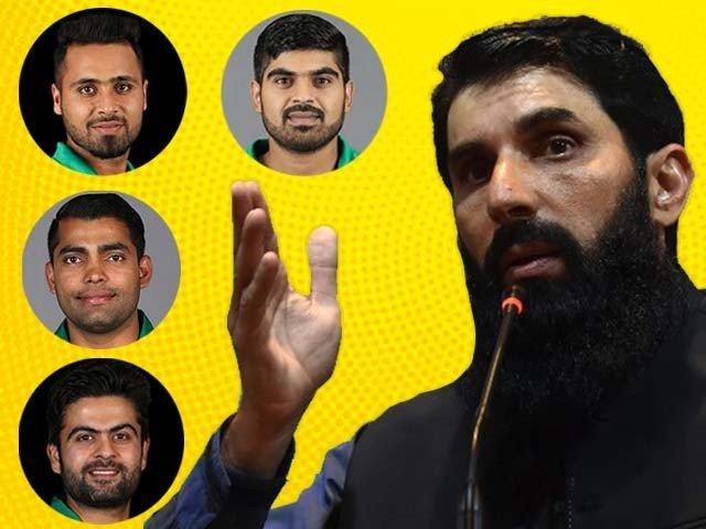 Misbah's cautious approach is as unchanged as his squad