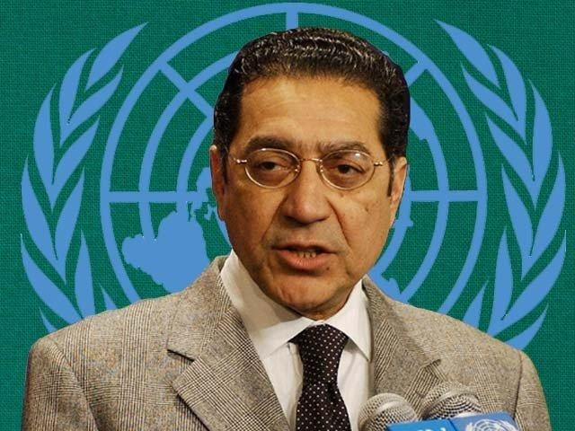 The problem with Munir Akram's UN appointment