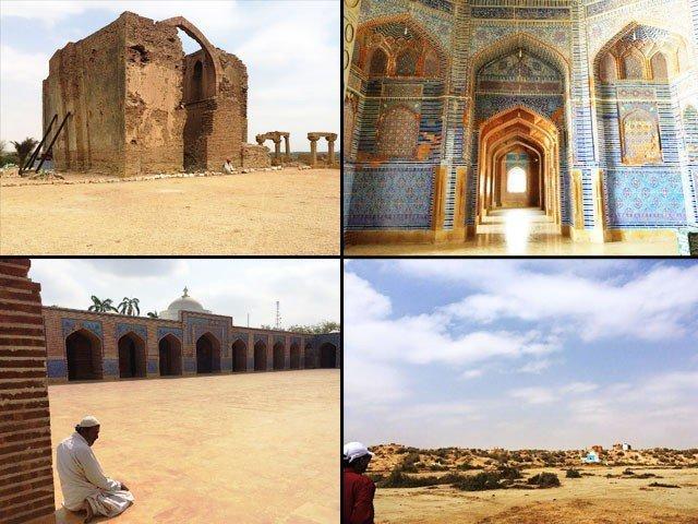 Forget New York or Paris, take a trip to Thatta, Bhambore and Makli