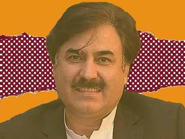 Shaukat Yousafzai proves why the PTI government is comedy gold