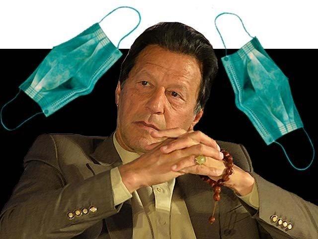 The case for Imran Khan's coronavirus speech