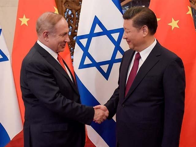 Is America challenging China-Israel ties out of hegemonic jealousy?