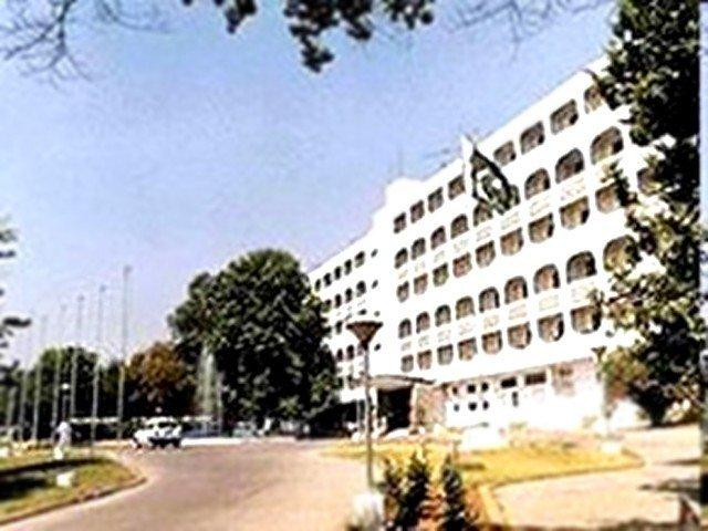 FO rejects India's objection to new political map