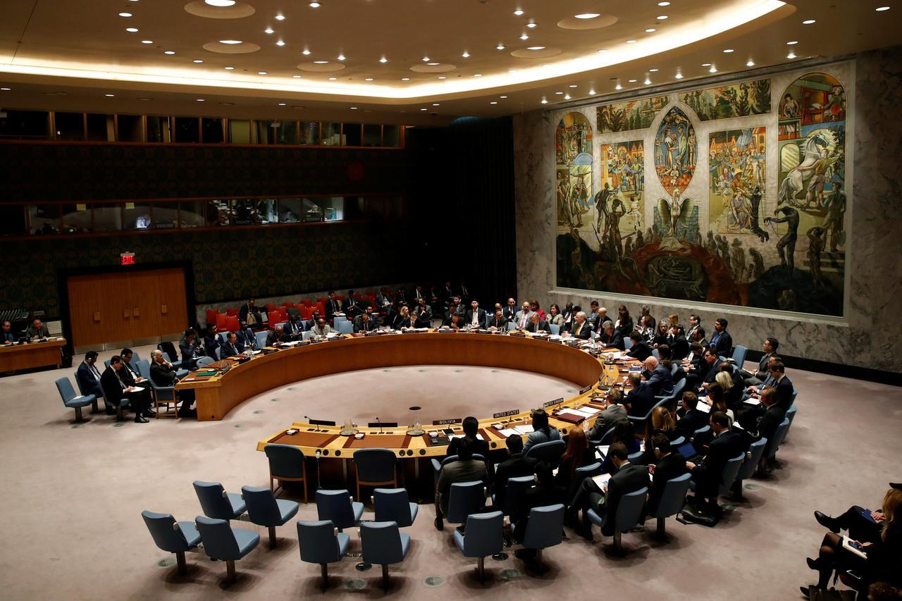 UNSC voices concern over HR situation in IIOJK