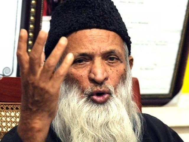 What were you doing with so much money at home, Edhi Sahib?