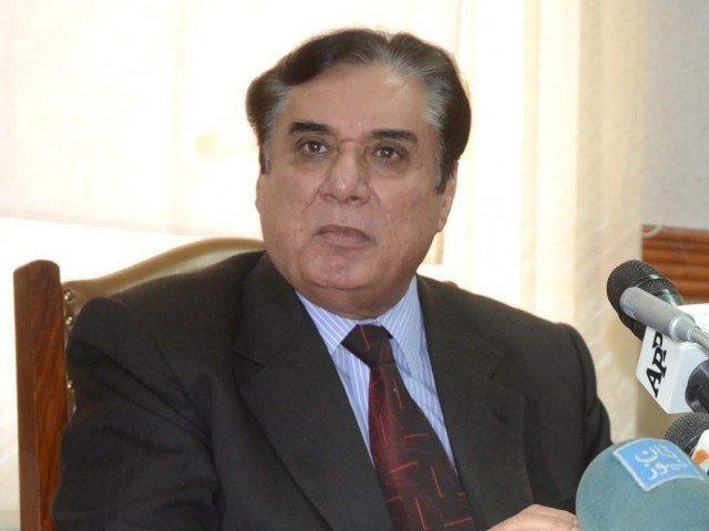 NAB chief denies partiality in accountability process