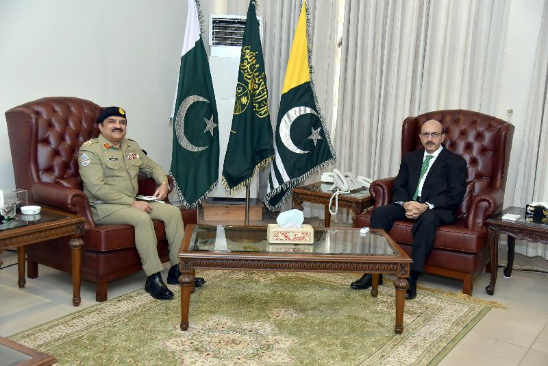 Well-coordinated national efforts helped flatten Covid-19 curve: AJK president