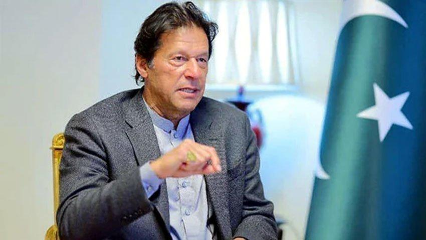 Pakistan's current account balance recorded a $73 m surplus in Sept: PM Imran