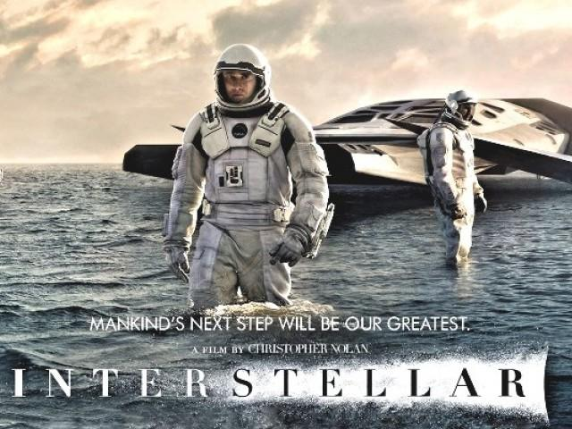 Interstellar – A quest for the human spirit