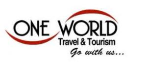One World travels