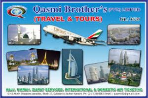 Qasmi Brothers Travel & Tours
