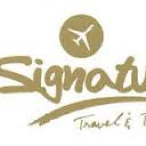 Signature travels