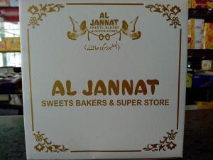 Al-Janat Sweets & Bakes