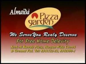 Almaida Pizza Garden