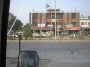 Ayub Plaza